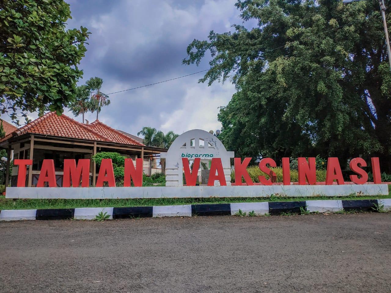 Taman Vaksin sebagai Wahana Edukasi Mengenai Vaksin di Kota Cimahi