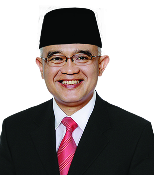 Ir. H. Achmad Zulkarnain, M.T.
