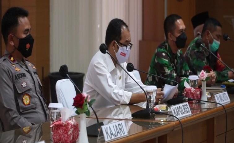 Kota Cimahi Perpanjang PPKM Level 4 Sesuai Instruksi Pemerintah Pusat