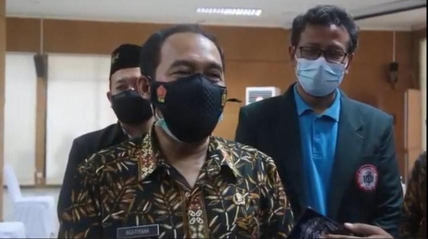 Cegah Penularan Covid-19 Saat Pelaksanaan Musrenbang, Plt. Wali Kota: Jumlah Peserta Dibatasi!
