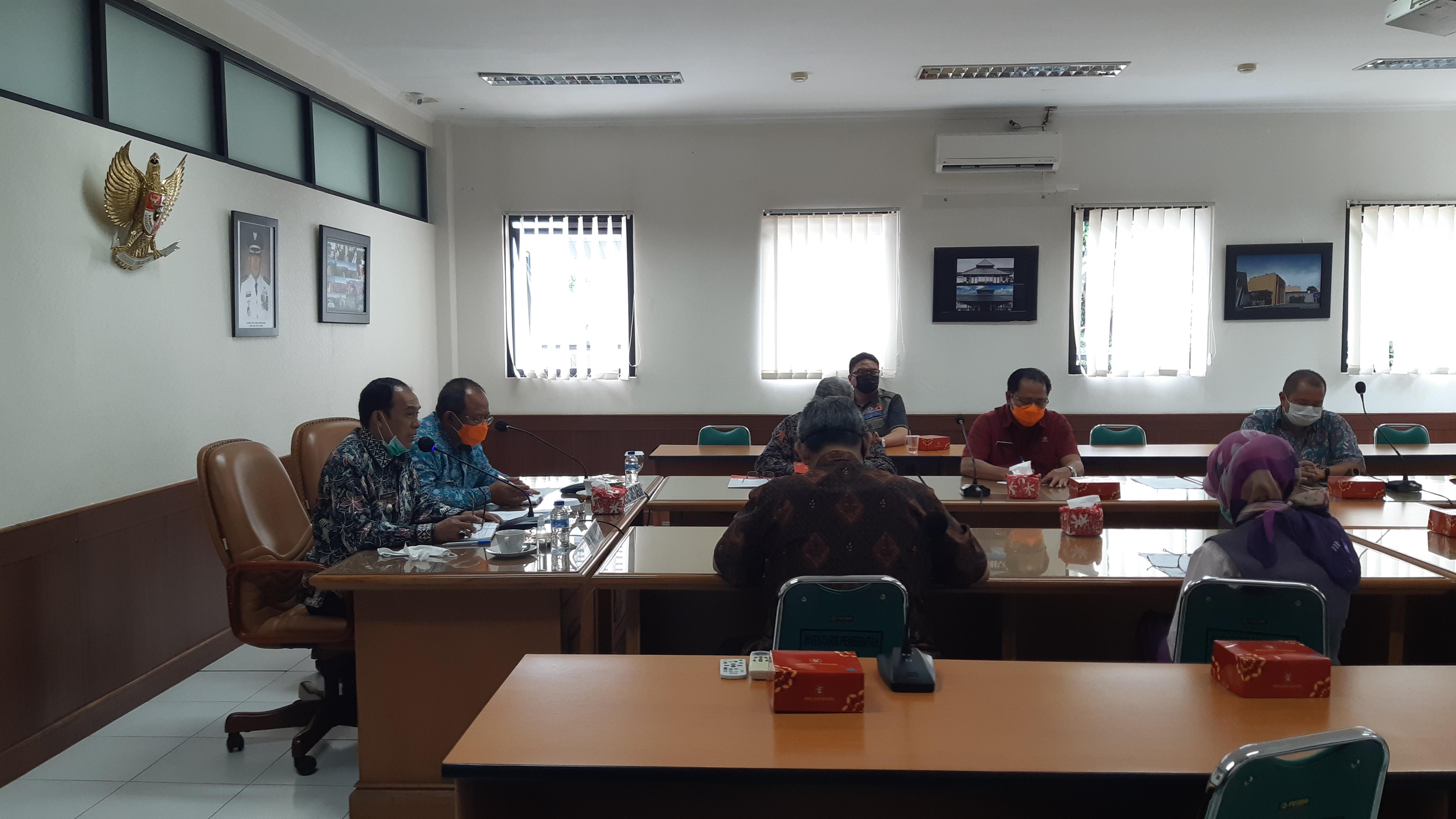 Plt. Walikota Cimahi Nilai PPKM Cukup Efektif Menekan Penyebaran Covid-19 Kota Cimahi