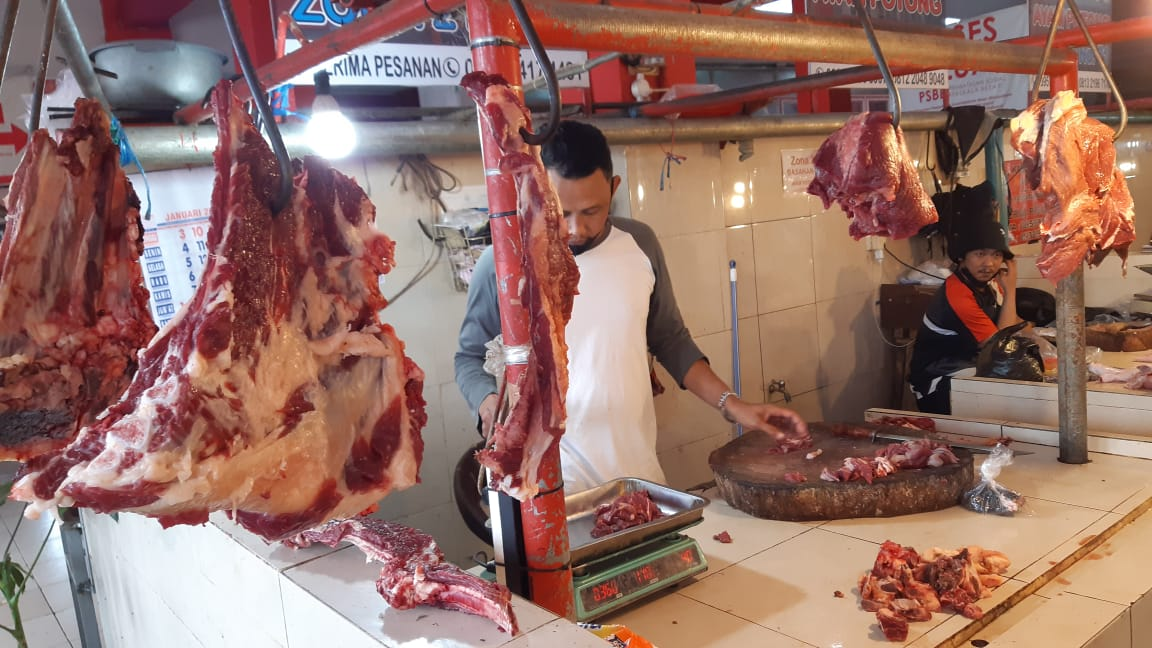Disdagkoperind Kota Cimahi Lakukan Antisipasi Cegah Aksi Mogok Jualan Pedagang Daging Sapi