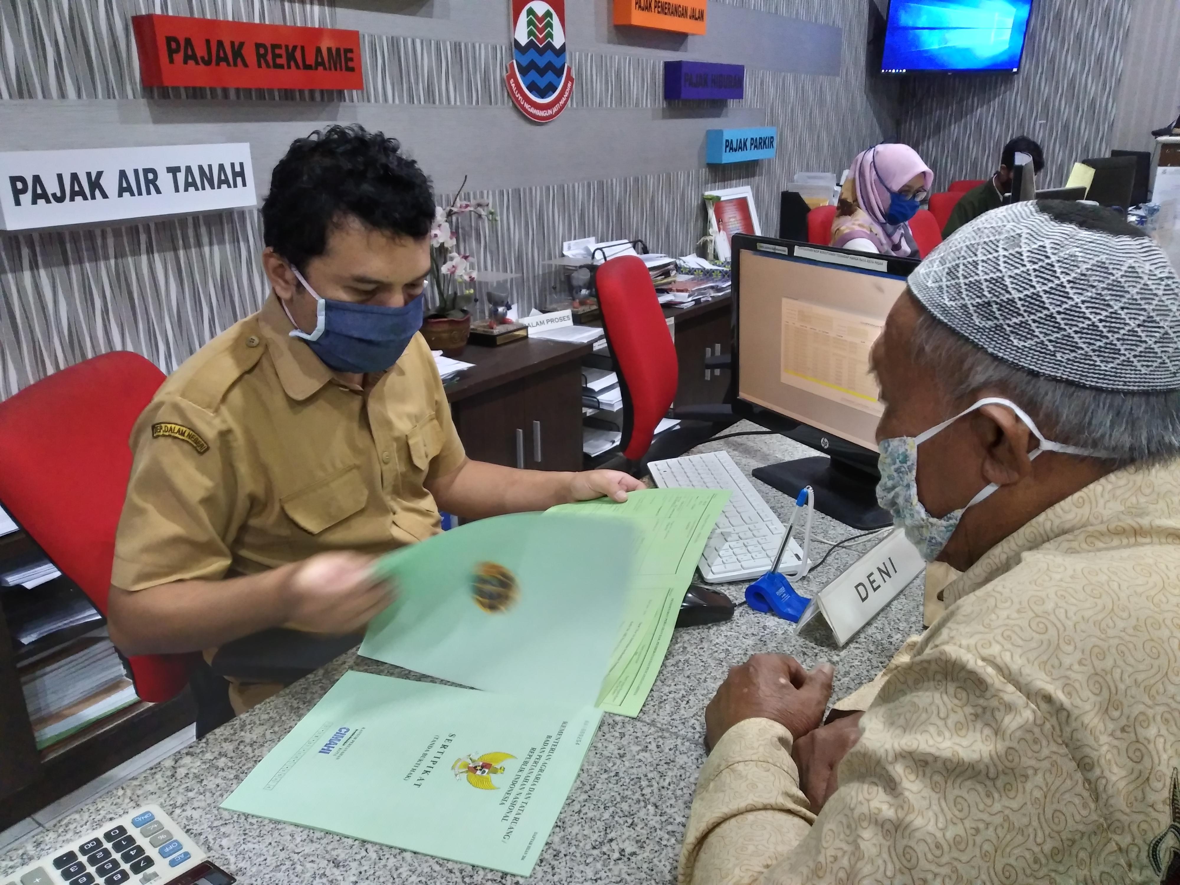 Penerimaan PAD di Cimahi Surplus