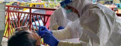 Dinas Kesehatan menargetkan 5.000 jiwa penduduk Cimahi dilakukan swab test Covid-19