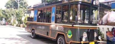 Bus Sakoci Kembali Beroperasi Dengan Penerapan Protokol Kesehatan