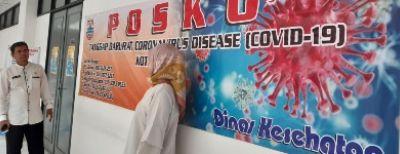 Hadapi Virus Corona, Pemkot Cimahi Buka sko Tanggap Darurat Virus Corona