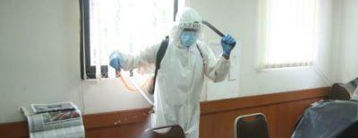 Kendalikan Virus Korona, Dinkes Kota Cimahi Sasar Para THL dan Guru