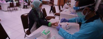 Rapid Tes Guru SD Persiapan Pelaksanaan Bulan Imunisasi Anak Sekolah