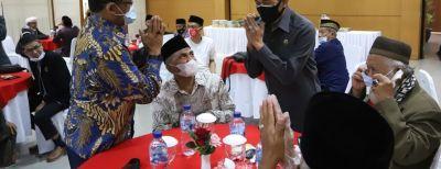 Hadiri Kegiatan Forum Ulama-Umaro, Plt. Wali Kota Minta Ulama Bantu Jaga Situasi Agar Tetap Kondusif Selama Pandemi Covid-19