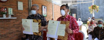 Pemerintah Kota Cimahi Mendapatkan Opini Wtp Sebanyak Tujuh Kali Berturut-Turut