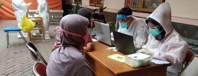Pemkot Cimahi Gelar Swab Tes Massal Bagi 1.000 Guru Berstatus ASN Kota Cimahi