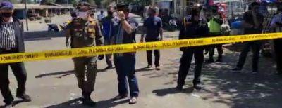 Pemkot Cimahi Tutup Pasar Antri 14 Hari Tindaklanjut Temuan Kasus Pedagang Positif Covid-19