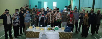 Wali Kota Cimahi Lakukan Silaturahmi Dengan Rw Kelurahan Utama
