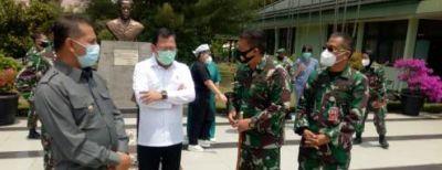 Sambangi Kota Cimahi, Menkes Beri Semangat Tenaga Kesehatan dan Pemkot Cimahi