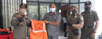 Pemerintah Kota Cimahi Berlakukan Sanksi Sosial Bagi Warga Tak Pakai Masker
