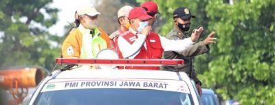 Upaya Penanganan Covid-19 Membuahkan Hasil, Status Kota Cimahi Menurun ke Zona Oranye Resiko Sedang Penyebaran Covid-19