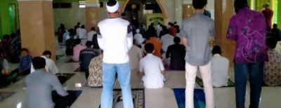 Monitoring Pelaksanaan Protokol Kesehatan Tempat Ibadah Di Kota Cimahi