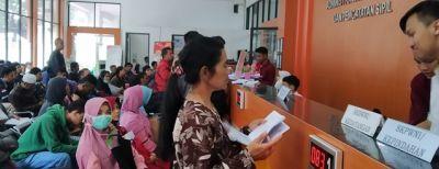Stok Blanko e-KTP di Cimahi Aman Ditengah Pandemi Virus Corona