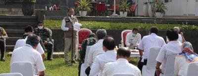 Wali Kota Cimahi Minta Masyarakat Dukung PSBB Agar Efektif Cegah Penyebaran Covid-19