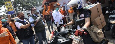 Gubernur Jabar Dukung Kesiapan Kota Cimahi Terapkan PSBB