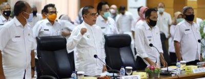 Pemerintah Kota Cimahi Targetkan Nilai SAKIP-Reformasi Birokrasi Meningkat
